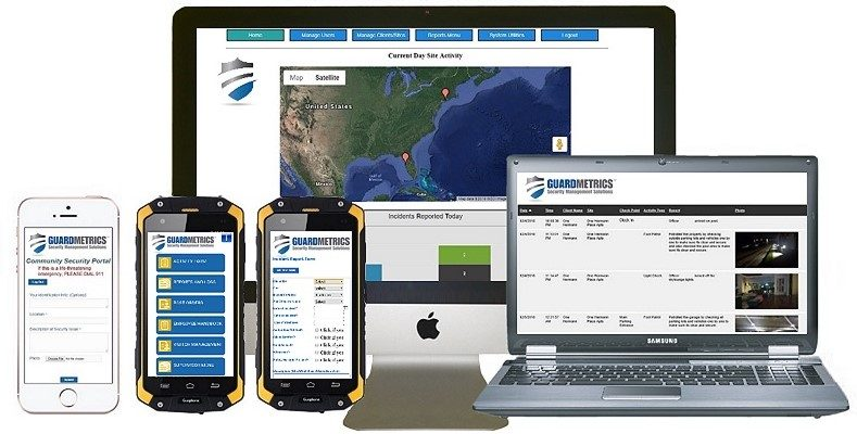 American Security Officer Management Technology