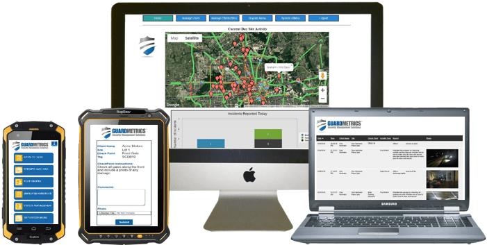 GPS/ Electronic Guard Tracking