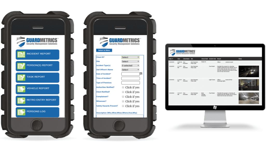 Guard Tour Software & App